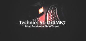 Report: Technics SL-1210MK7