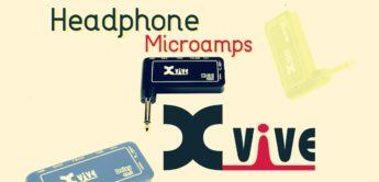 Test: Xvive GA-3, GA-4, GA-5, Micro Amp und Audiointerface