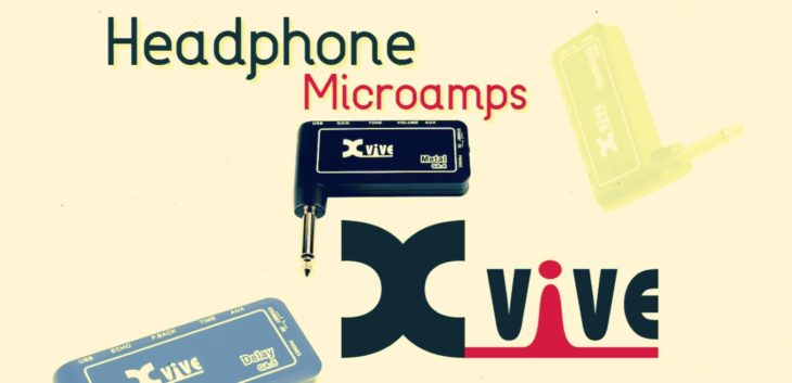 Xvive Micro Amp
