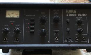 Korg Stage Echo Se 300