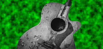 Restauration einer uralten Gitarre