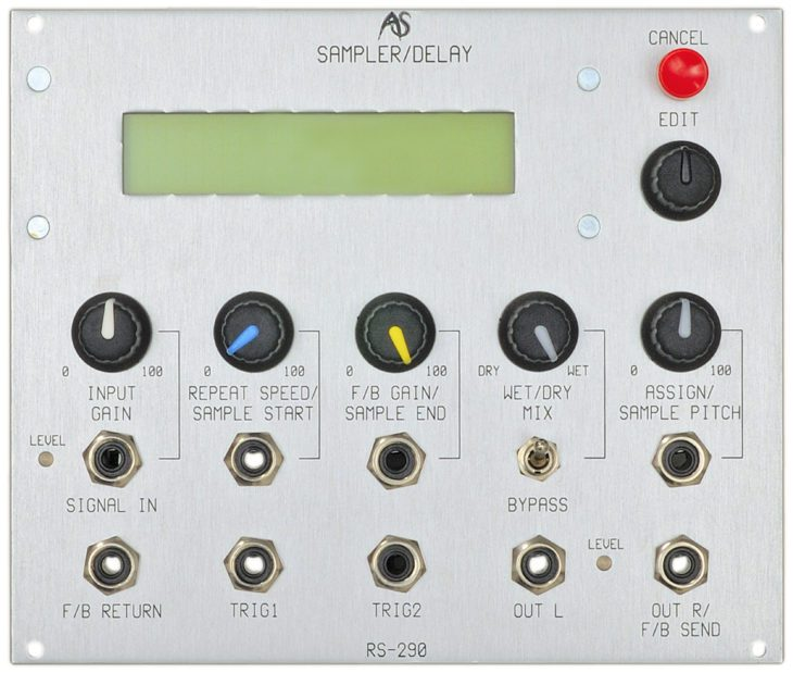 analogue systems rs290