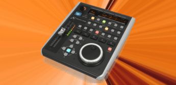 Test: Behringer X-Touch One, DAW-Controller