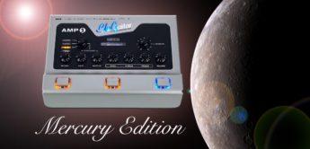 Test: BluGuitar Amp1 Mercury Edition, Gitarrenverstärker
