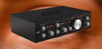 ESI stellt planet 22x Dante Netzwerk Audiointerface vor