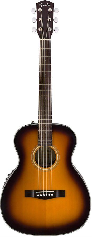 Günstige Akustikgitarre Fender