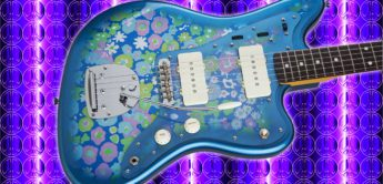 Test: Fender Tradnl 60S Jazzmaster BL-FLWR