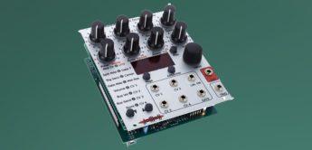 Test: Jomox ModBase 09, Eurorack Bass Drum Module