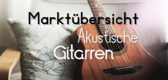 Günstige Akustikgitarren unter 300 Euro