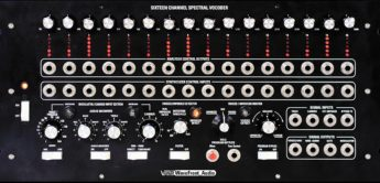 Wavefront Audio kündigt Sixteen Channel Spectral Vocoder an