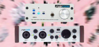 Test: Swissonic UA-2×2, HAD-1, Audiointerface Kopfhörerverstärker