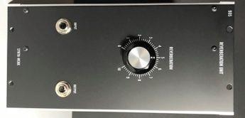 Im Synth-Werk SW905 scheppert die Feder