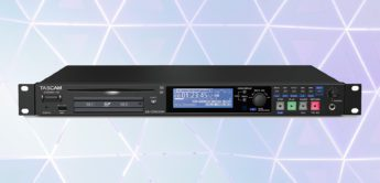 Test: Tascam SS-CDR250N, Multimedia-Recorder
