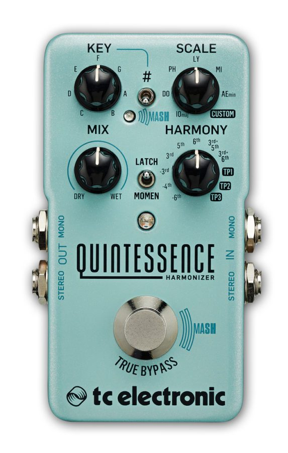 TC Electronic Quintessence top