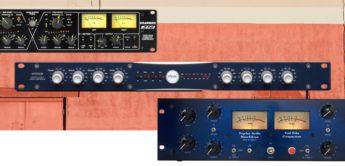Vergleichstest: Bus-Kompressoren für Tonstudios