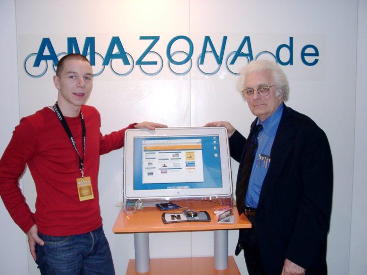 Bob Moog Musikmesse AMAZONA.de
