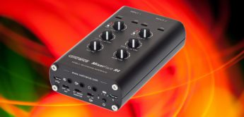 Test: Centrance Mixerface R4, R4R mobiles Audiointerface