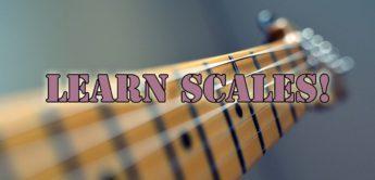 Workshop: Die 6 wichtigsten Tonleitern für E-Gitarre