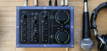 Test: Digigrid D Desktop Audiointerface
