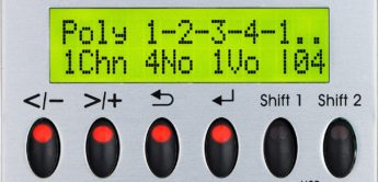 Polyphone Doepfer A-100 Module sind lieferbar