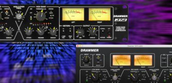 Test: Drawmer 1973, Softube 1973 Kompressor, Hardware gegen Software Plugin