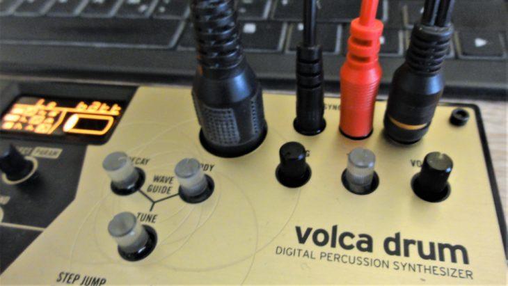 Korg Volca Drum Stecker