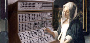 Modulare Synthesizer des Barock von Jan Vermeer