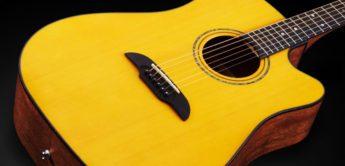 Test: Framus Legacy Series FD-14 SVCE, Akustikgitarre
