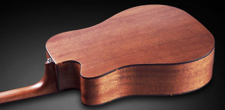 Framus Legacy Series FD-14 SVCE backside