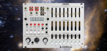 Test: Intellijel Designs Metropolis, Eurorack Sequencer-Modul