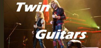 Twin Guitars: Zwei ist keine zu viel!