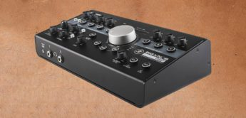 Test: Mackie Big Knob Studio Plus, Monitorcontroller