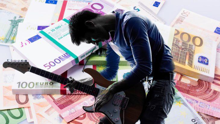Musiker und die Finanzen