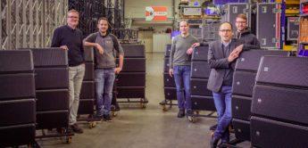 Neue RCF-Power im Südwesten Deutschlands
