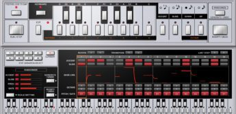 Zum 303-Day zeigt Roland die TB-303 Bass Line – in der Cloud