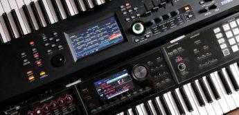 Yamaha MODX6 vs Roland FA-06 im Coverband-Kontext