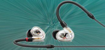 Test: Sennheiser IE 40 Pro, In Ear Kopfhörer