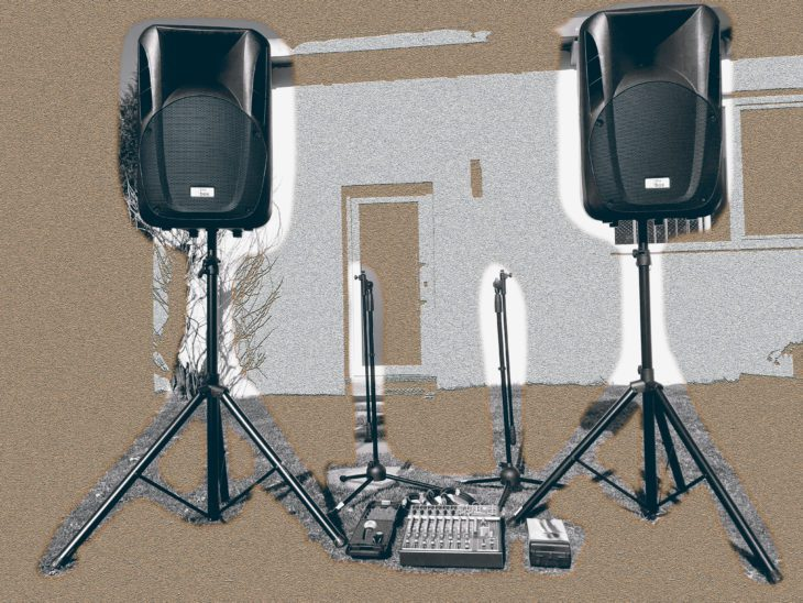 Thomann Practice Room Bundle 2, PA-Anlage