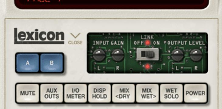 universal audio Lexicon 480L 4