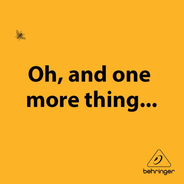 Behringer Wasp