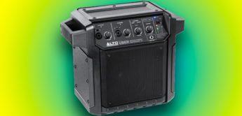 Test: Alto Über, PA Lautsprecher mit Batteriebetrieb