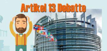 Community: EU-Urheberrechts-Debatte Artikel 13