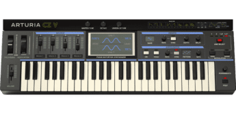 Arturia V-Collection 7 mit Casio CZ V, EMS Synthi V, Mellotron V