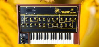Behringer WASP Deluxe, Analog-Synthesizer Klon