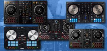 Die besten DJ-Controller für Anfänger & Einsteiger