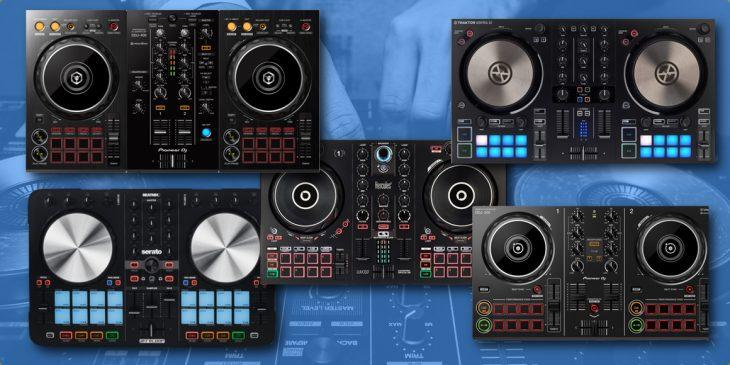 Die besten DJ-Controller für Einsteiger Aufmacher