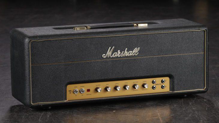 Die besten Gitarrenverstärker aller Zeiten Marshall Plexi