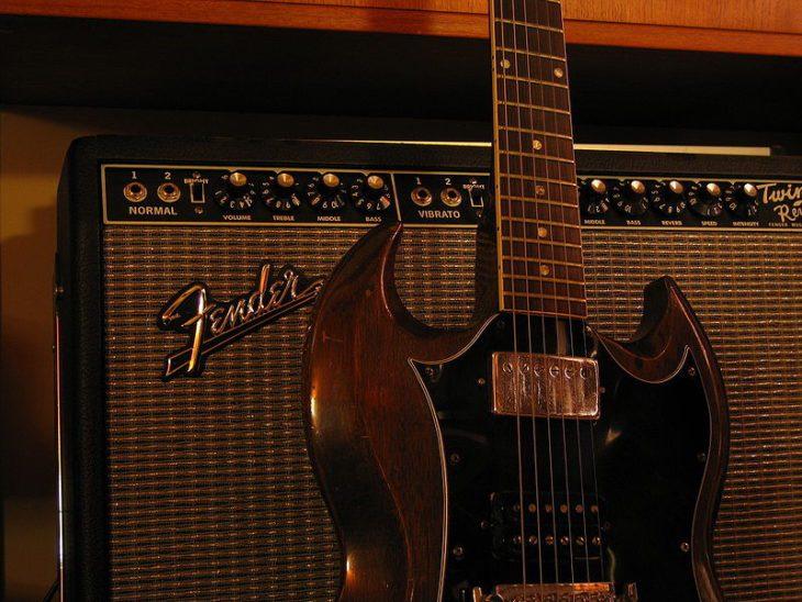 Die legendärsten Gitarrenverstärker aller Zeiten Twin Reverb