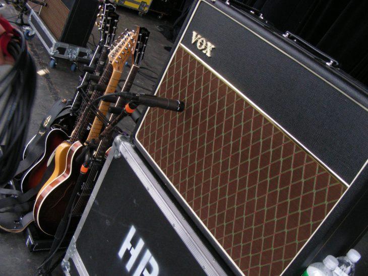 Die legendärsten Gitarrenverstärker aller Zeiten VOXAC30