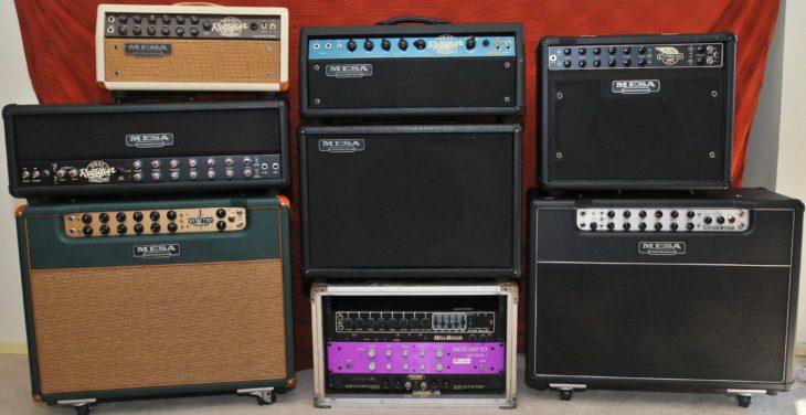 Die legendärsten Gitarrenverstärker aller Zeiten Mesa Boogie